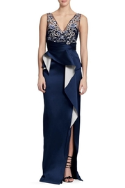 Marchesa Sleeveless Column Gown - Product Mini Image