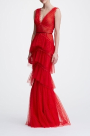 01cbf06337 Alex Perry Strapless Velvet Gown from New Jersey by District 5 ...