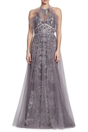 Marchesa Sleeveless Evening Gown - Product Mini Image