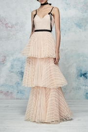 Marchesa Sleeveless Lace Gown - Product Mini Image
