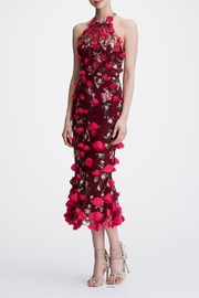 Marchesa Sleeveless Midi Dress - Product Mini Image