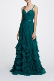 Marchesa Sleeveless Tulle Gown - Product Mini Image