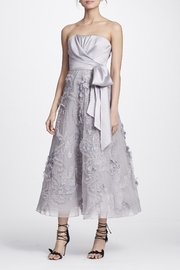 Marchesa Strapless Dress - Product Mini Image
