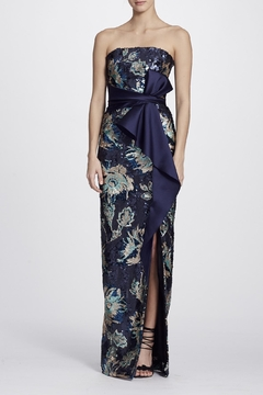Shoptiques Product: Strapless Evening Gown