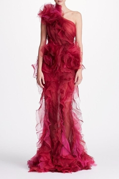 Shoptiques Product: Tulle Evening Gown