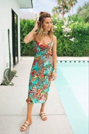 Willow & Clay Marcia Floral Dress - Product Mini Image