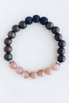 Shoptiques Product: Courage Sunstone Bracelet