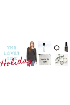 Marcia Made it Lovet Holiday Box - Product List Image