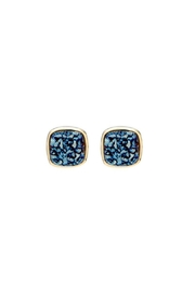 Marcia Moran Dragonfly Druzy Studs - Front cropped