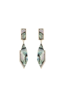 Marcia Moran Geometric Post Earrings - Alternate List Image