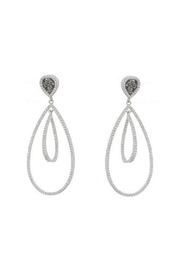 Marcia Moran Pear Drop Earrings - Product Mini Image