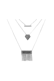 Marcia Moran Triple Layer Necklace - Product Mini Image