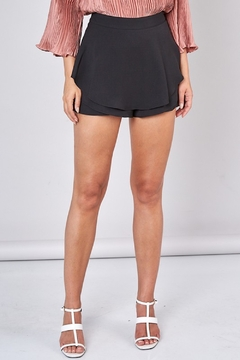 Do + Be  Marcie Tiered Skort - Product List Image