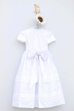 Marco&Lizzy Little Threads Pleated Communion Dress - Alternate List Image