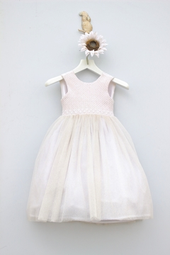 Marco&Lizzy Little Threads Glitter Tulle Dress - Product List Image