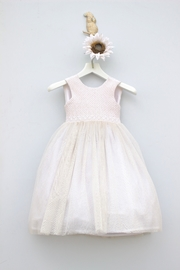 Marco&Lizzy Little Threads Glitter Tulle Dress - Product Mini Image