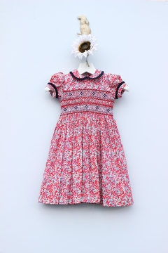 Marco&Lizzy Little Threads Liberty Smocked Dress - Product List Image