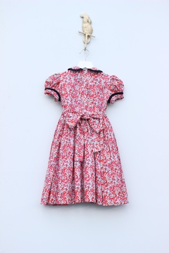 Marco&Lizzy Little Threads Liberty Smocked Dress - Alternate List Image