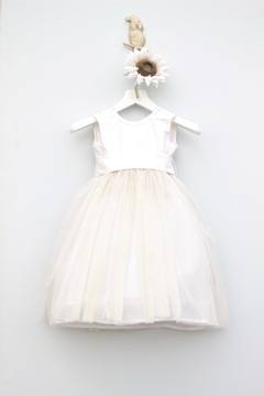 Marco&Lizzy Little Threads Simple Tulle Dress - Product List Image