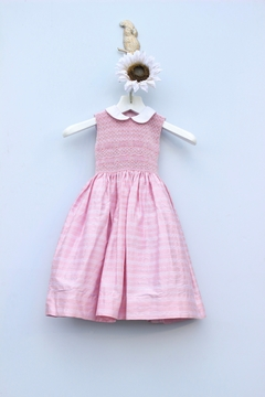 Marco&Lizzy Little Threads Smock Silk Dress - Product List Image