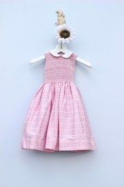Marco&Lizzy Little Threads Smock Silk Dress - Product Mini Image