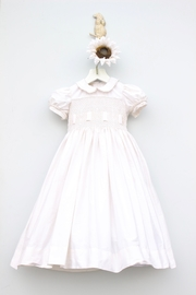 Marco&Lizzy Little Threads Smocked Communion Dress - Product Mini Image