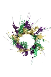 Mardi Gras Collection Mardi Gras Wreath - Product Mini Image