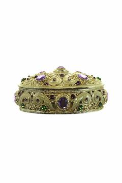 Mardi Gras Collection Jeweled Collectable Box - Product List Image