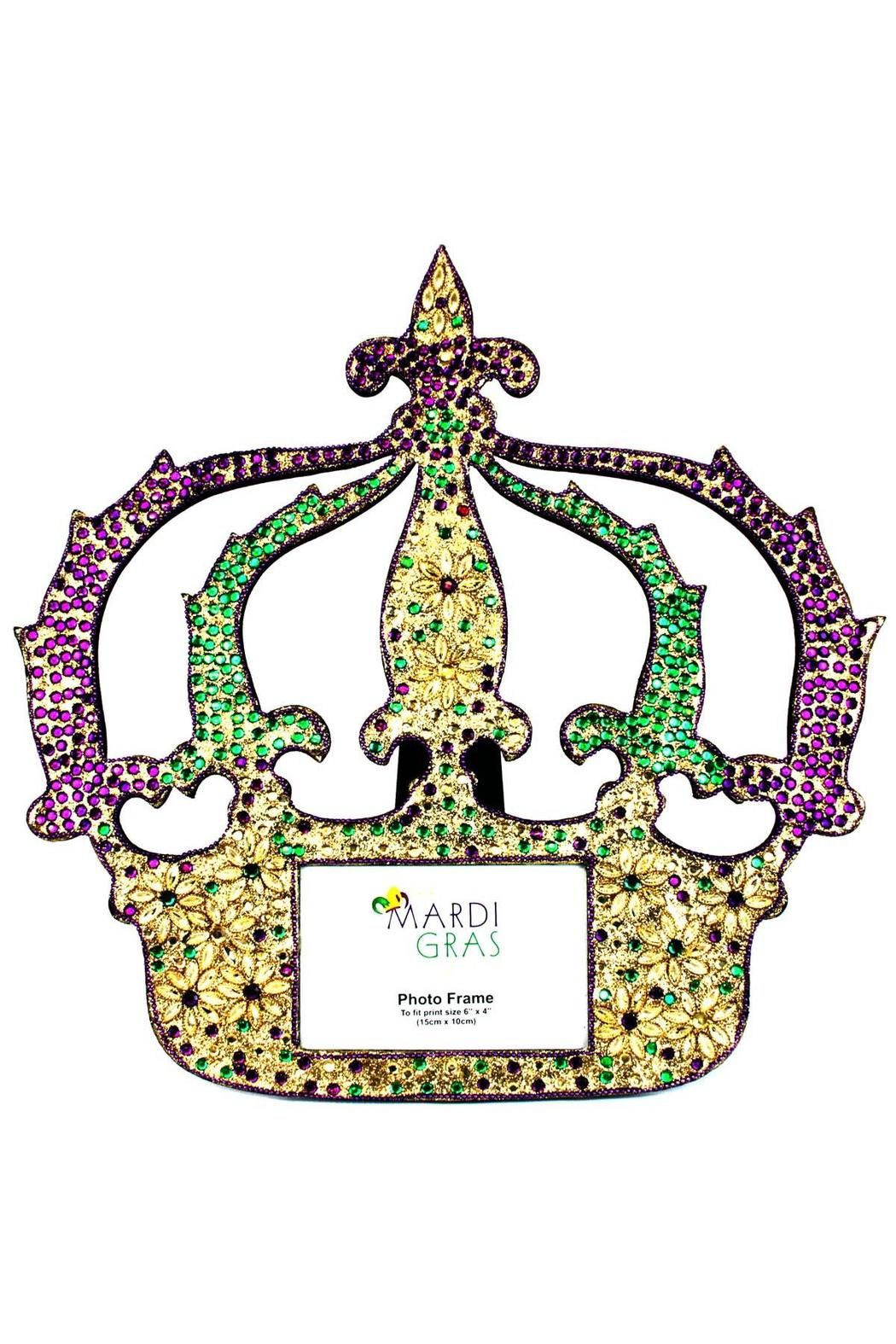 Mardi Gras Collection Mardi-Gras Crown-Frame from Alabama by Jubilee ...