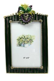 Mardi Gras Collection Mask Harlequin Frame - Product Mini Image