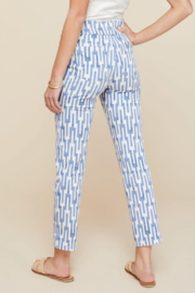 Spartina 449 Maren Pull-on Pant - Product Mini Image