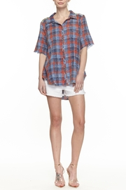 Aratta Margaret is a Pearl Shirt - Front cropped