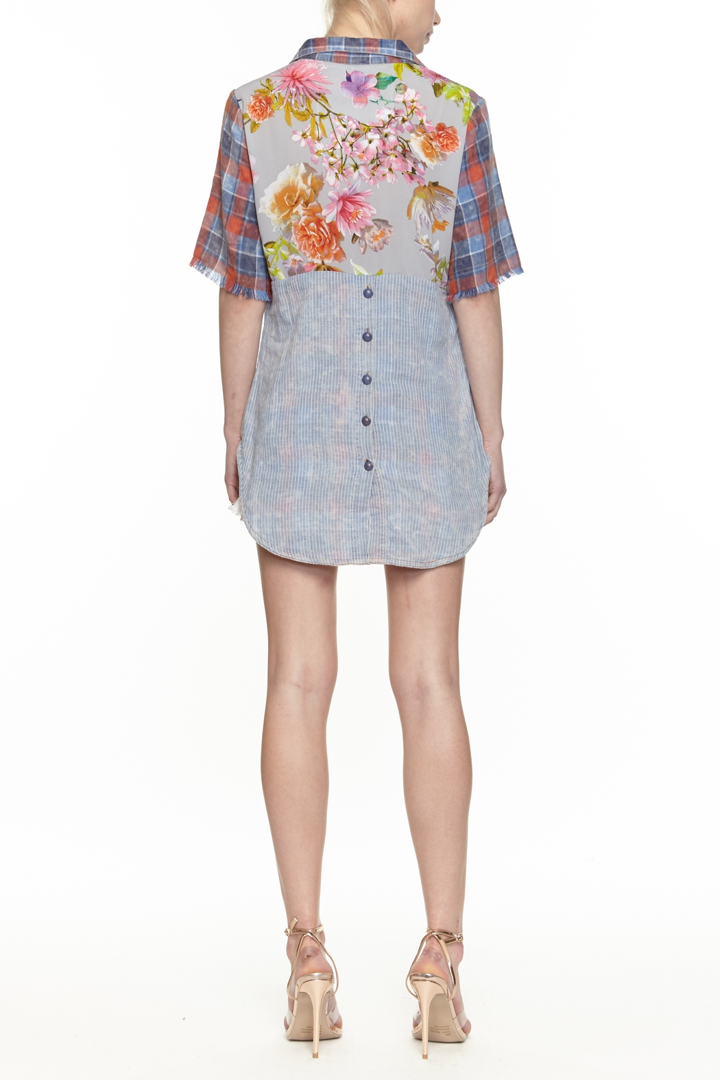 Aratta Margaret is a Pearl Shirt - Front Full Image