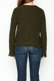 Margaret O'Leary Maeve Pullover Top - Back cropped