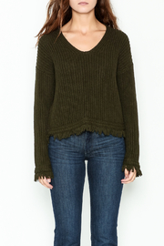 Margaret O'Leary Maeve Pullover Top - Front full body