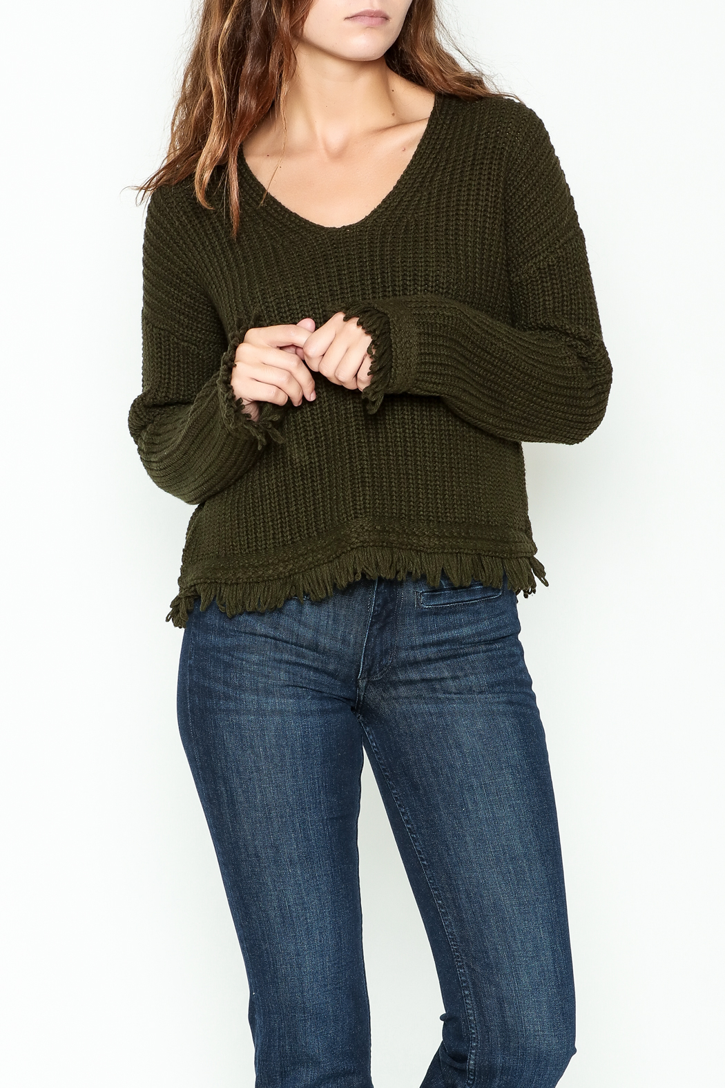 Margaret O'Leary Maeve Pullover Top - Main Image