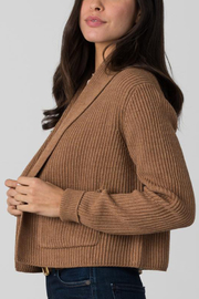Margaret O'Leary MARGARET O'LEARY SHAWL JACKET - Front full body