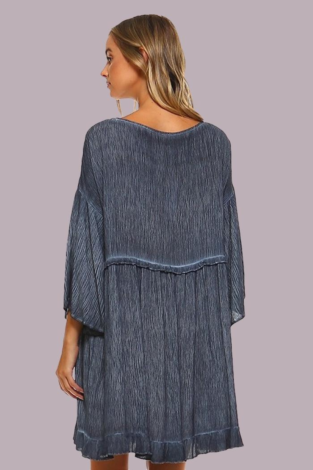 People Outfitter Margaret Summer Dress - Side Cropped Image