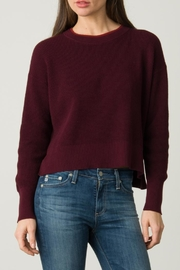 Margaret O'Leary Ali Boxy Crew - Front cropped