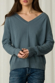 Margaret O'Leary Alina Double-Vee Pullover - Product Mini Image