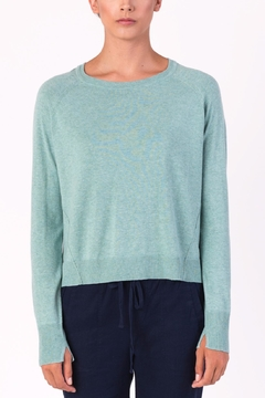 Shoptiques Product: Annie Crew Neck Sweater