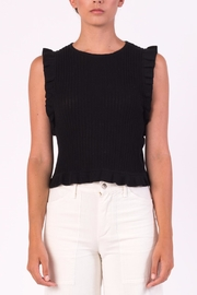 Margaret O'Leary Ariel Cropped Top - Product Mini Image