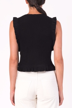 Margaret O'Leary Ariel Cropped Top - Alternate List Image