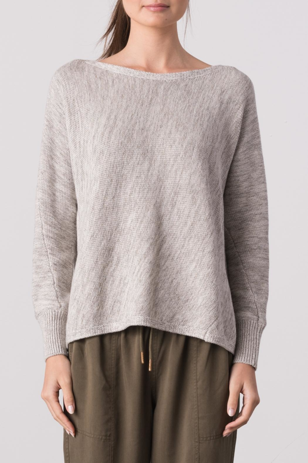 Margaret O'Leary Betty Pullover - Front Cropped Image