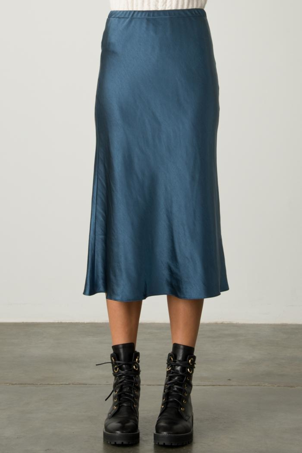 Margaret O'Leary Bias Skirt - Front Cropped Image