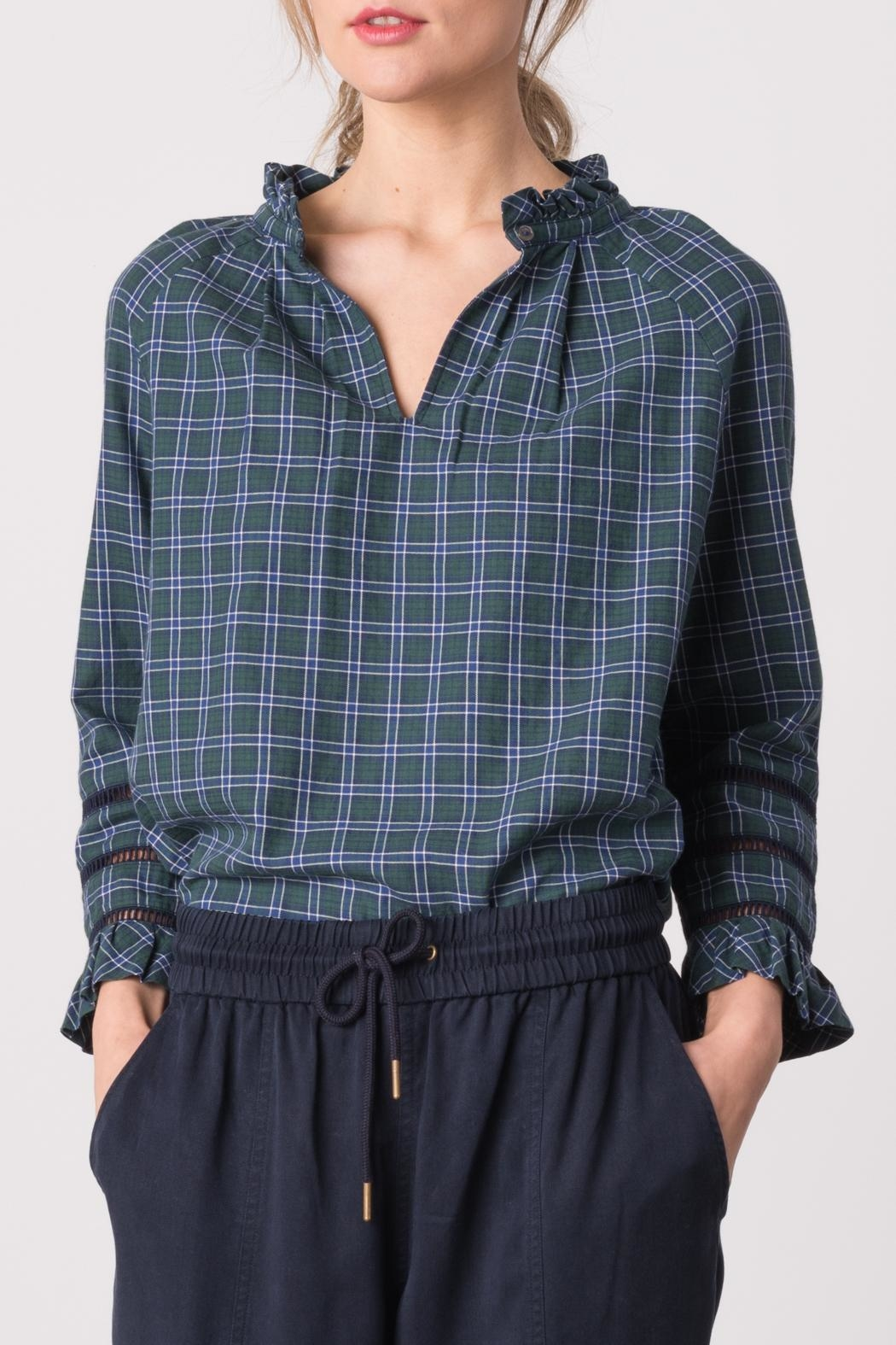 Margaret O'Leary Bridget Shirt - Front Cropped Image