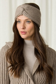 Margaret O'Leary Cable Rib Headband - Product Mini Image