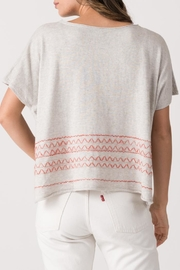 Margaret O'Leary Callie Poncho - Side cropped