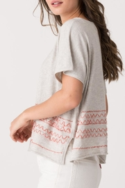 Margaret O'Leary Callie Poncho - Front full body