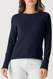 Margaret O'Leary Casey Fitted Crew - Front cropped